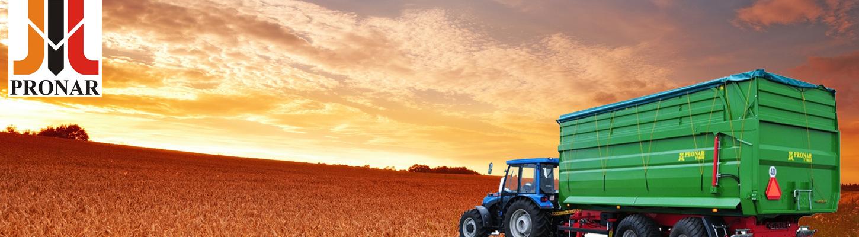 Pronar prikolice za traktore