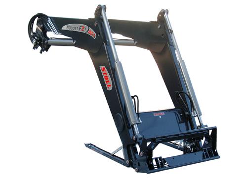 stoll-Prednji-traktorski-utovarivači